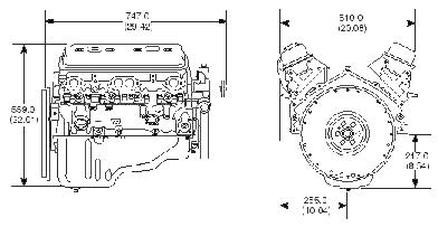 57l Long Block on detroit diesel engine diagram